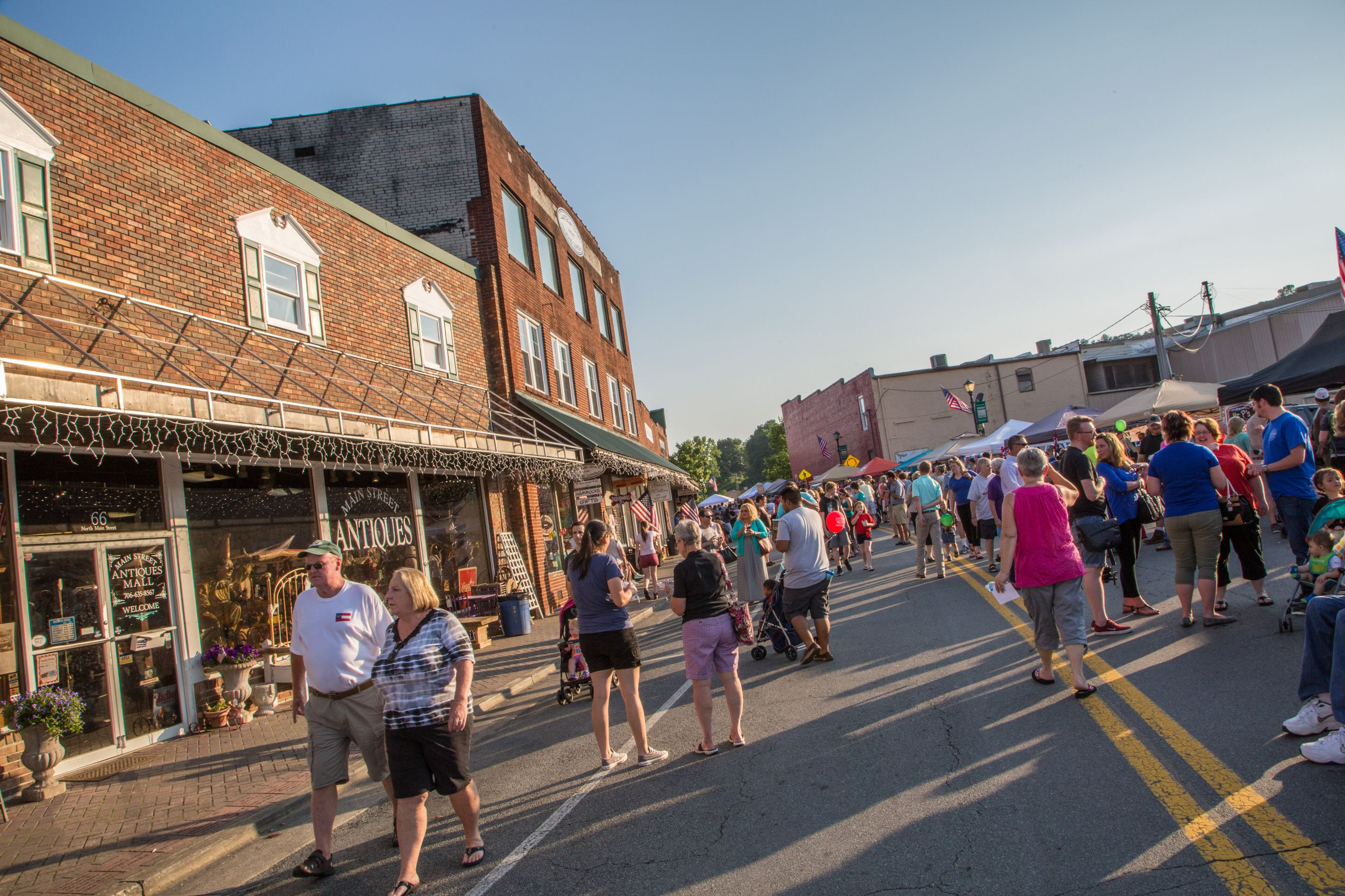 Taste of Ellijay in Downtown Ellijay