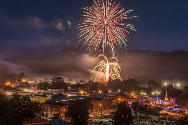 Downtown Ellijay Independence Day Celebration