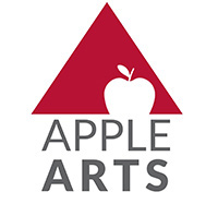 apple arts logo