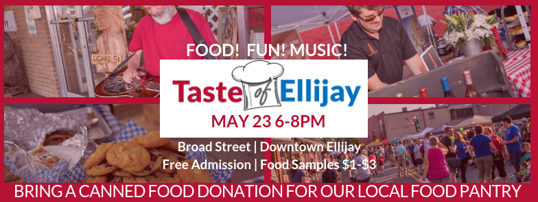 Taste of Ellijay Facebook Cover