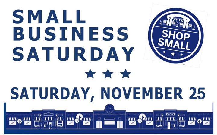 small-business-saturday Shop Local on Small Business Saturday on November 25 - Gilmer County Chamber of Commerce