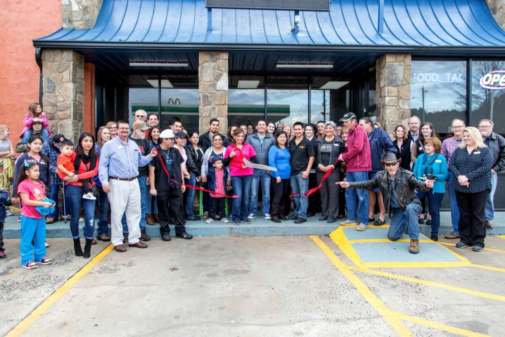 El-Burrito-small-1024x683 Ribbon Cutting for El Burrito To Go - Gilmer County Chamber of Commerce