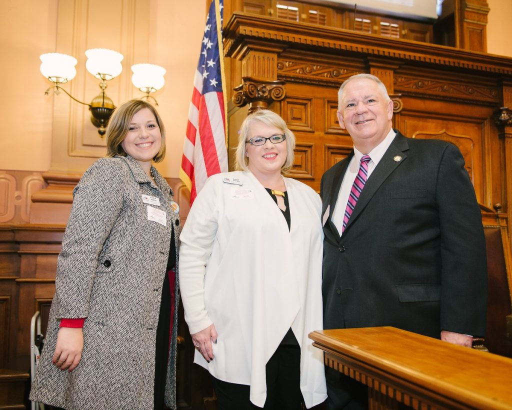 speaker-on-tourism-day-1024x820 Gilmer Chamber Staff Attends Tourism, Hospitality & Arts Day at the Capitol - Gilmer County Chamber of Commerce