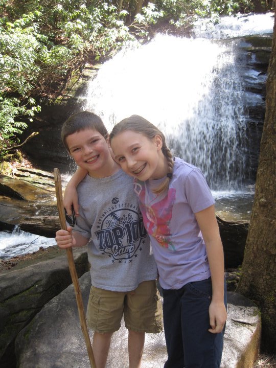 LongCreekFalls Our Favorite Family Hiking Trails in Ellijay - Gilmer County Chamber of Commerce