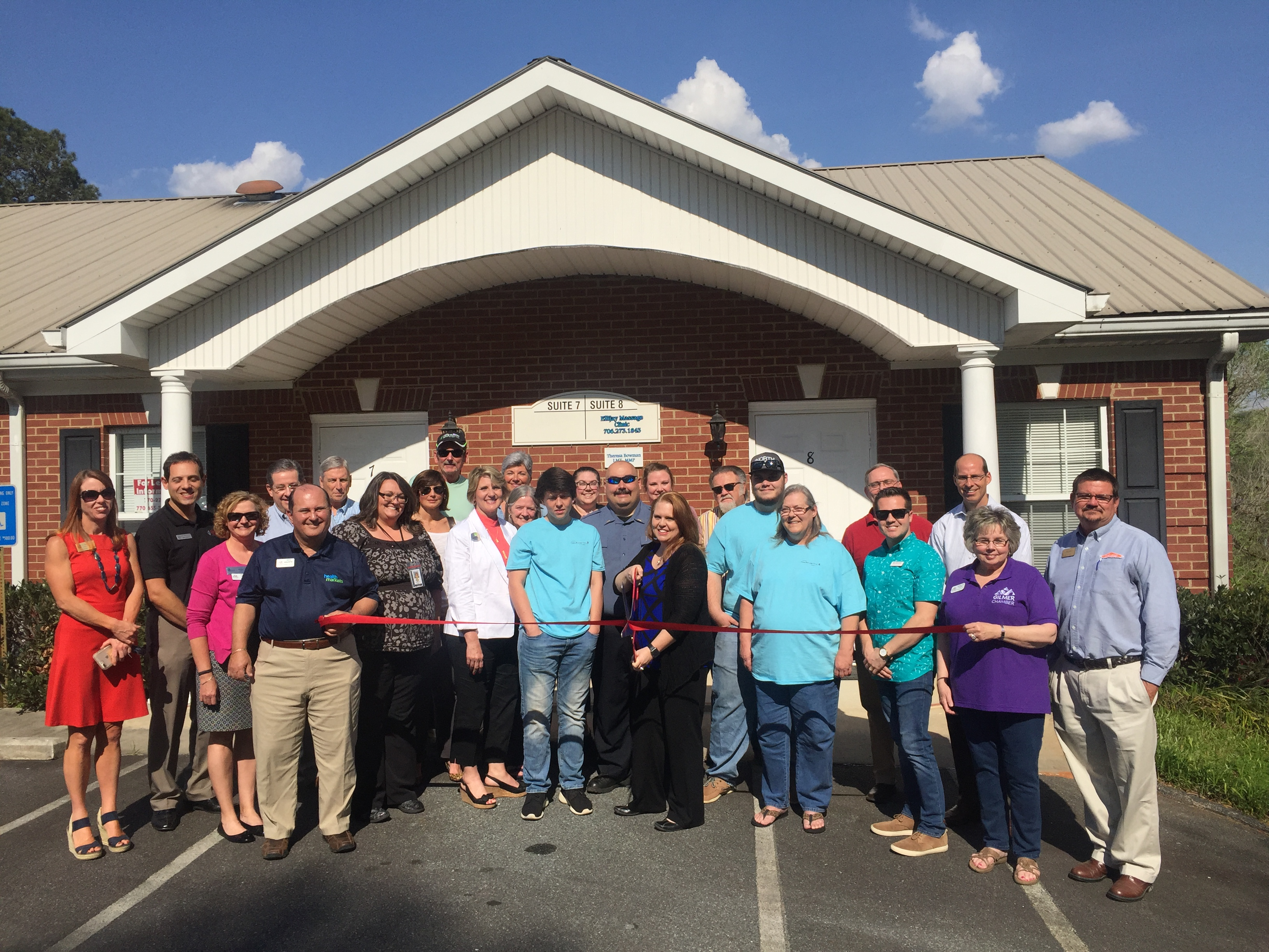 ellijay-massage Ribbon Cutting for Ellijay Massage Clinic - Gilmer County Chamber of Commerce