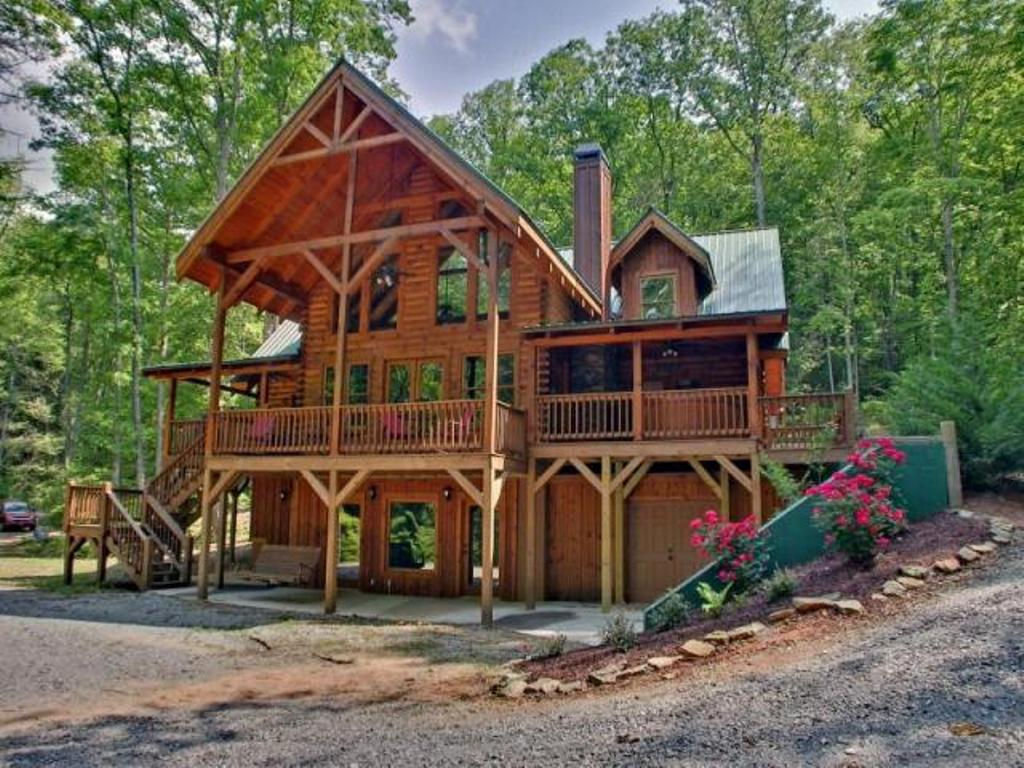 stressbuster-1 The Perfect Cabins for Your Family Vacation in Ellijay - Gilmer County Chamber of Commerce