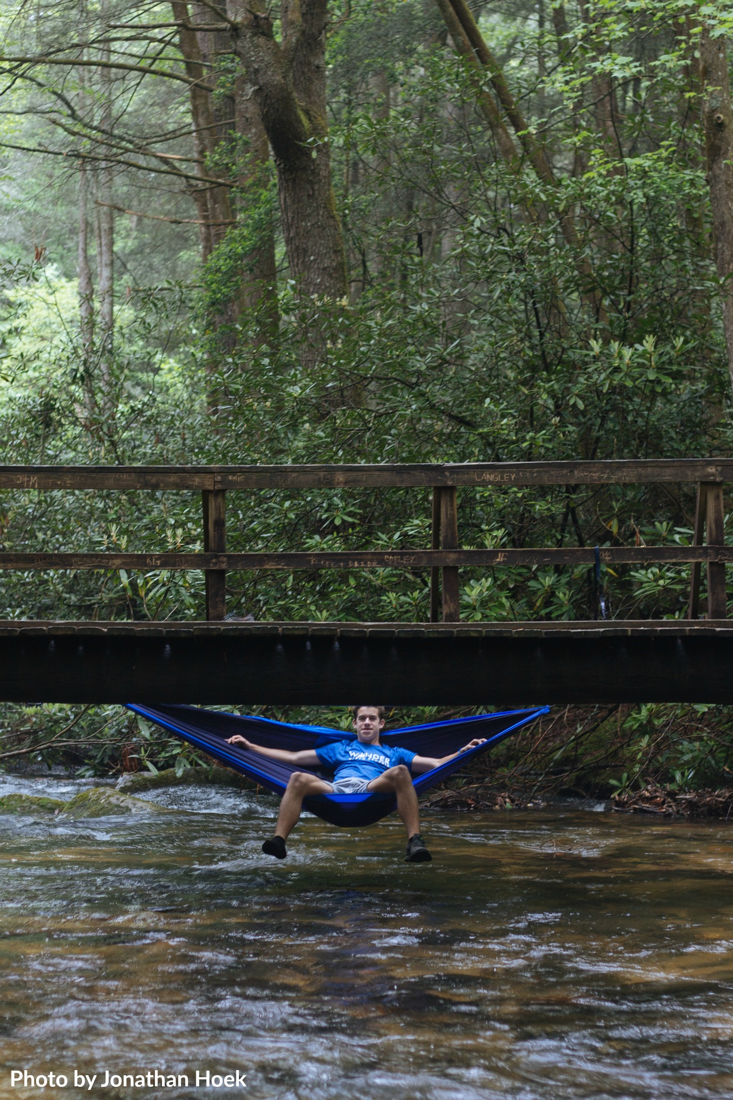 Small-Three-Forks-Appalachian-Trail Amazing Places to Hang Your Hammock in Ellijay - Gilmer County Chamber of Commerce