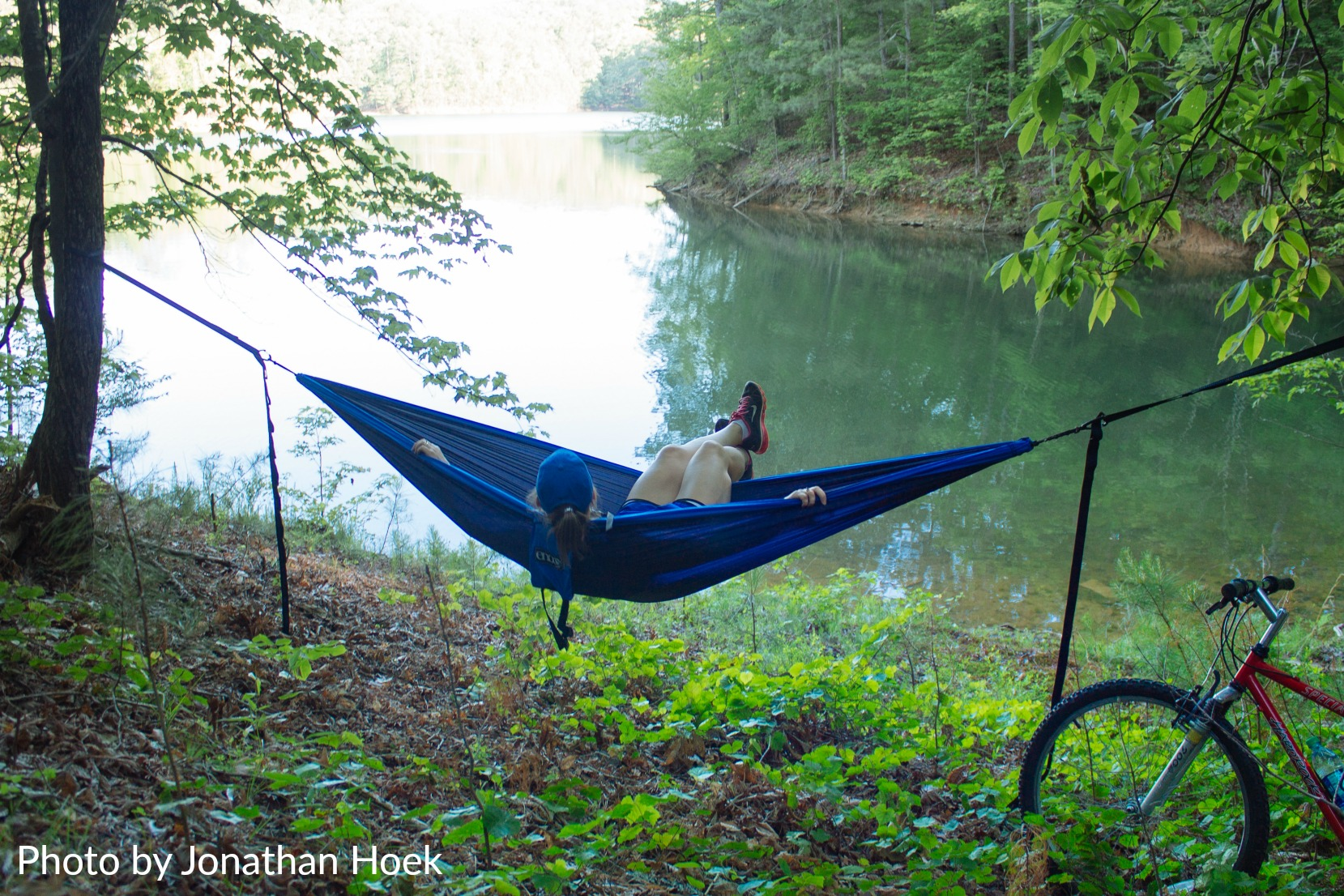 Small_Amadahy-Bike-Trail-2 Amazing Places to Hang Your Hammock in Ellijay - Gilmer County Chamber of Commerce