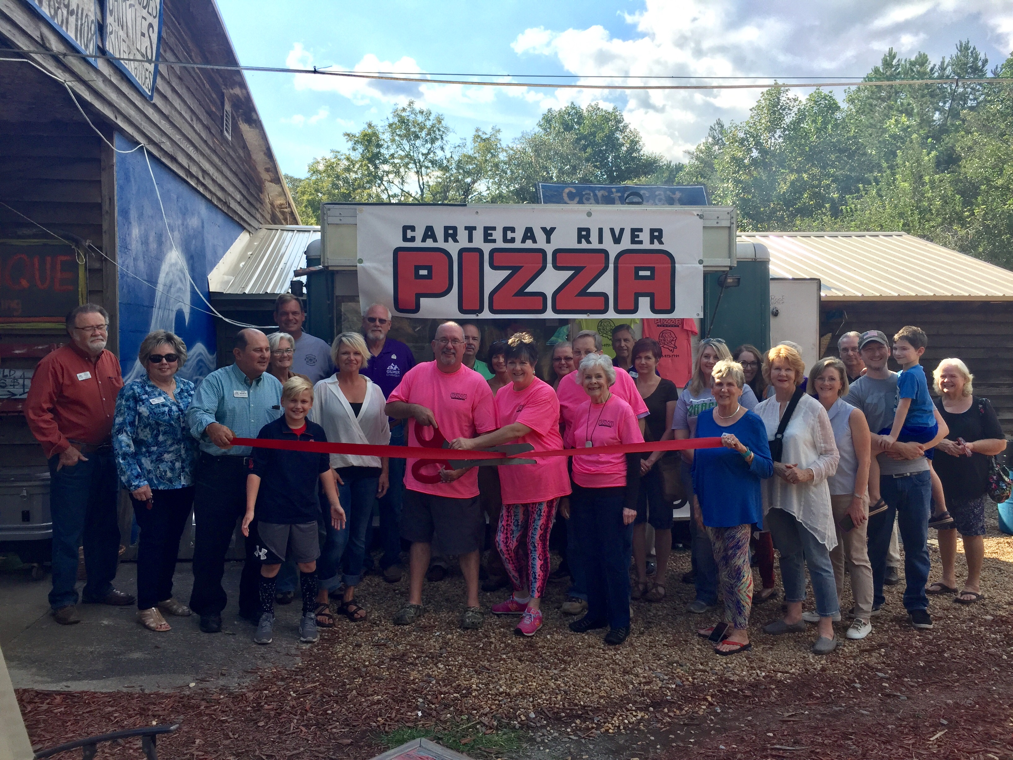 Photo-Sep-15-4-42-34-PM-1 Ribbon Cutting for Cartecay River Pizza Company - Gilmer County Chamber of Commerce