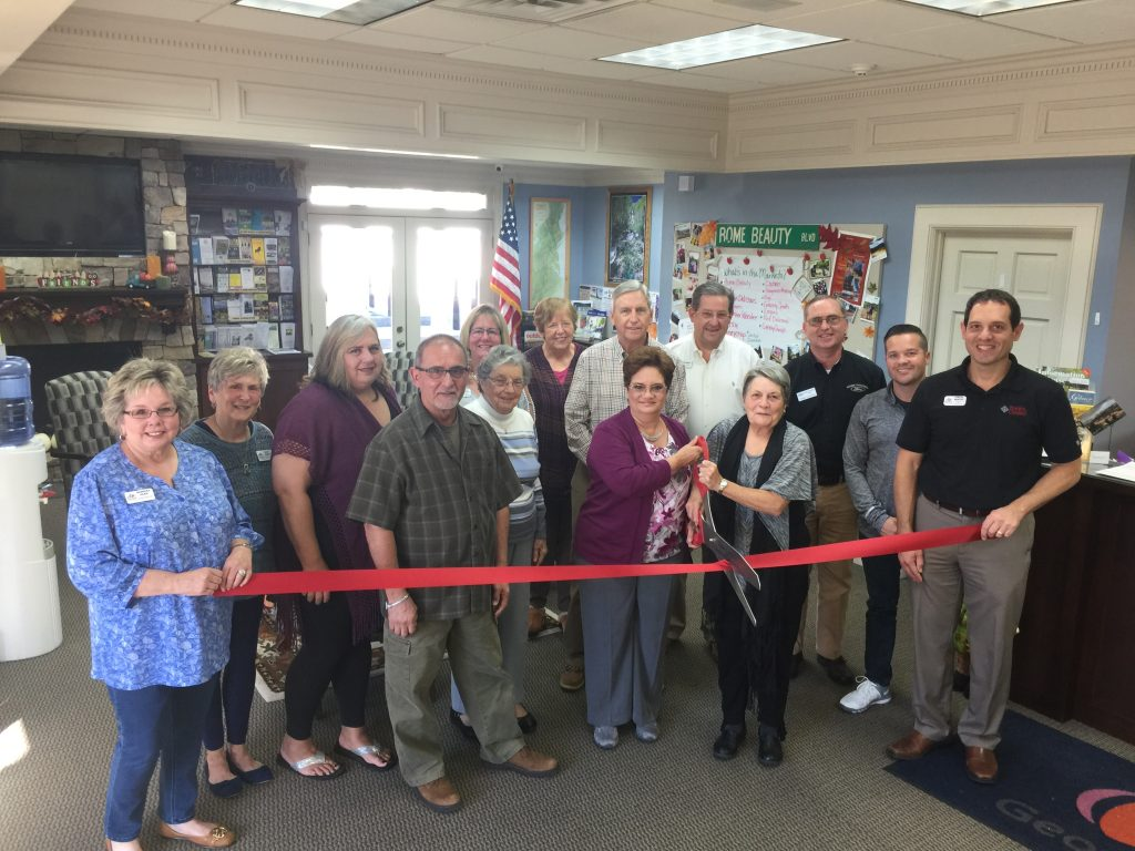 Classroom-Blinds-Ribbon-Cutting-1024x768 Ribbon Cutting for Classroom Security Blinds - Gilmer County Chamber of Commerce