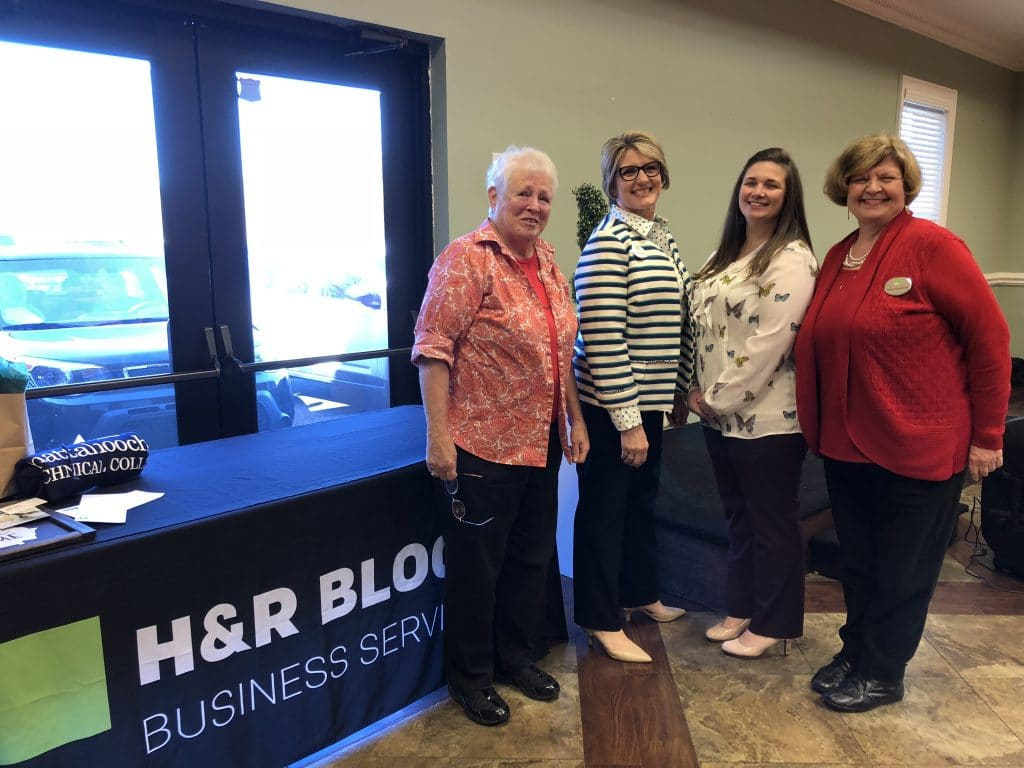 IMG_3557-1024x768 February 2018 Network Luncheon - Gilmer County Chamber of Commerce