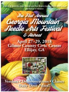 Photo-Mar-22-9-17-25-AM-226x300 First Annual Georgia Mountain Needle Arts Festival & Retreat-Ellijay, GA - Gilmer County Chamber of Commerce