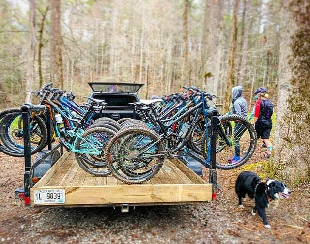 Mulberry-Gap-bikes Reasons to Ride Your Mountain Bike in Ellijay in 2018 - Gilmer County Chamber of Commerce