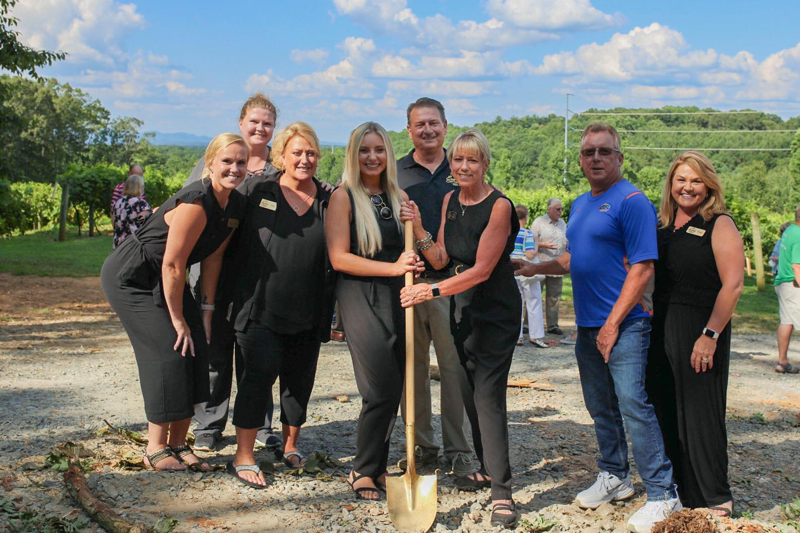 Engelheim Vineyards Team