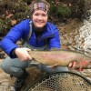 Wintertime on the Fly in Ellijay