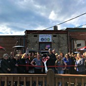 Ribbon Cutting for Boardwalk Pizza & Pub
