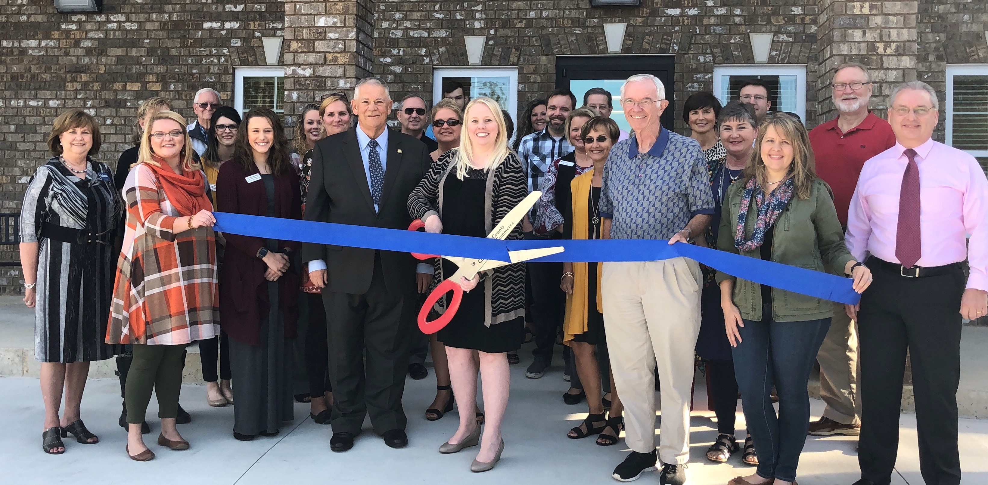 Ribbon Cutting for Christian Learning Center