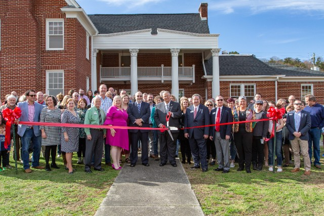 Ribbon Cutting and Grand Opening of the Downtown Welcome Center