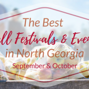 Best Fall Festivals and Events in North Georgia in September & October