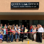 Queen Law Office, LLC Ribbon Cutting
