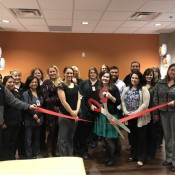 Ribbon Cutting for Piedmont Physicians of Gilmer County