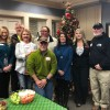 2018 Christmas Connections at the Gilmer Chamber