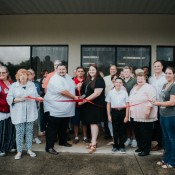 Ribbon Cutting for Lifestyle Photography