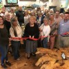 Ribbon Cutting for MustLove Art