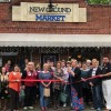 Ribbon Cutting for New Ground Market
