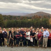 Ott Farms and Vineyard Ribbon Cutting