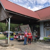 Country Creations & Gallery Ribbon Cutting