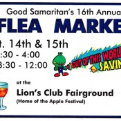16th Annual Good Samaritan Catholic Church Flea Market