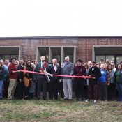 Mountain Education Charter High School Ribbon Cutting