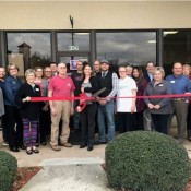 Ribbon Cutting for Speech & Language Lounge