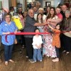 Whimz Boutique and Heart & Vine Ribbon Cutting