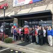 Ribbon Cutting for Workout Anytime Ellijay