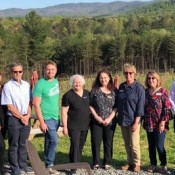 Business Connections at Ott Farms and Vineyard