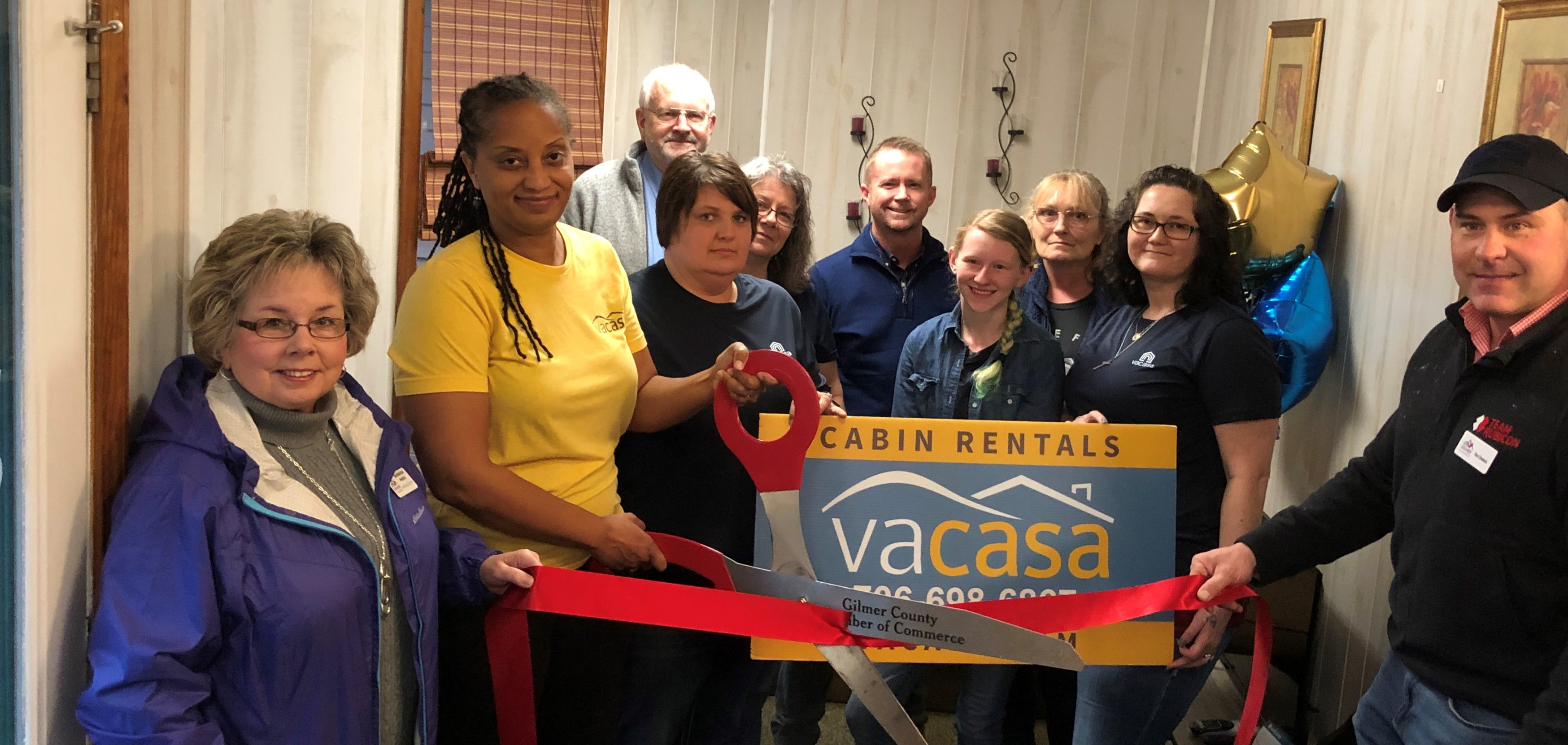 vacasa Ribbon Cutting